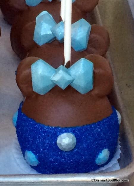 Diamond Celebration Minnie Candy Apple
