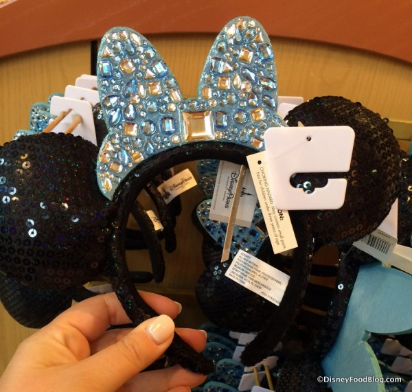 Diamond Celebration Minnie Ears