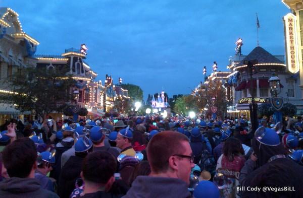 Disneyland pre-opening