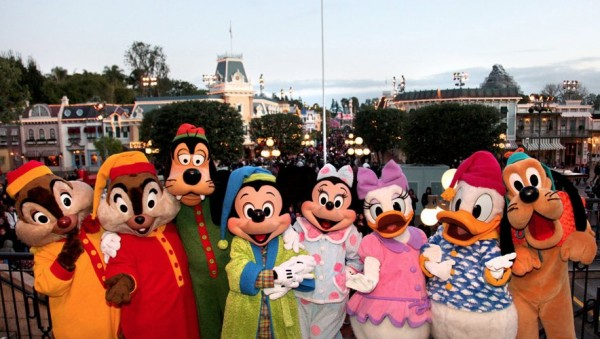 Stay Up All Night with These Guys -- and Me! ©Disney