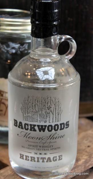 Backwoods Moonshine