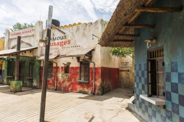 Harmabe Market