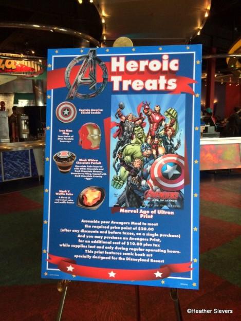 Heroic Treats