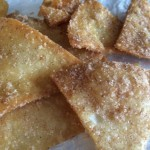 Dining in Disneyland: Cinnamon Crisps from Rancho Del Zocalo