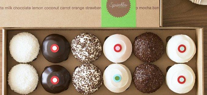 sprinkles cupcakes dozen