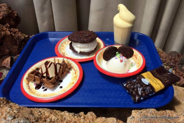 Tamu Tamu desserts