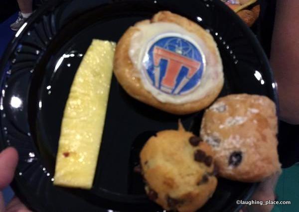 Breakfast in Tomorrowland