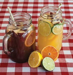 Bella Notte Sangria -- Just In Time for Your Lady and the Tramp Fanniversary Event!