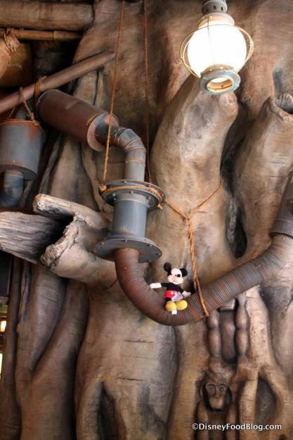 Hi, Mickey!