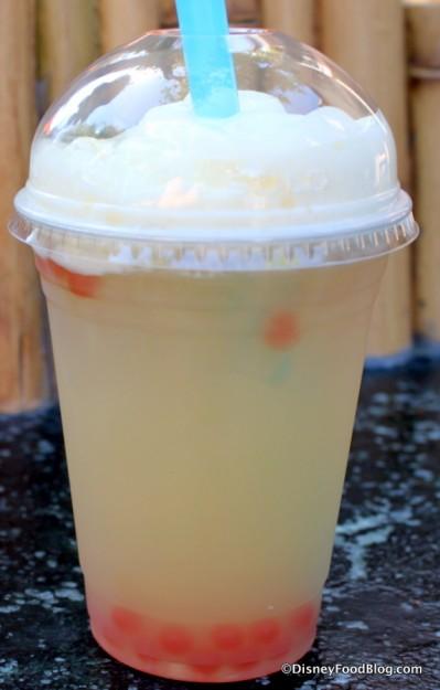 Pomegranate Piranha Lemonade