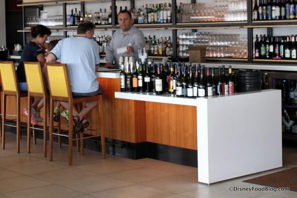 California Grill Bar