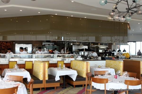 California Grill Kitchen