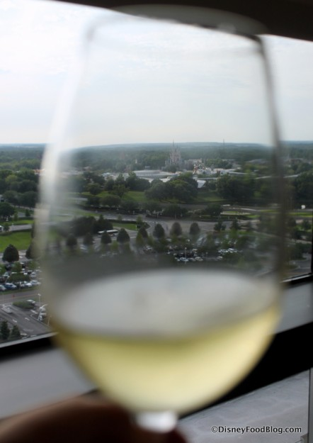 White Wine and the View