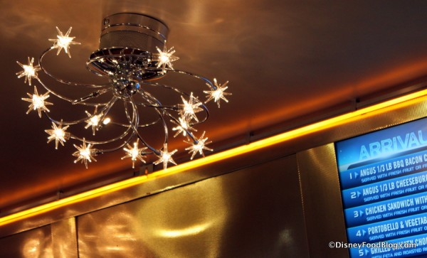 Sweet Star Chandelier-thingy