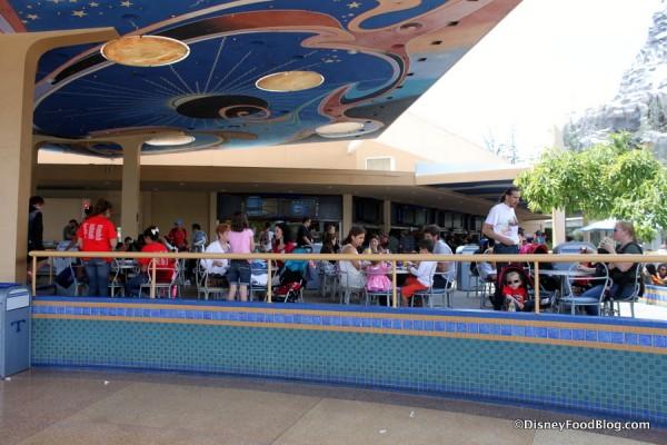 Tomorrowland Terrace