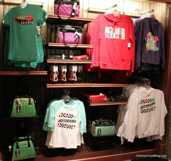 Motorama Girls merchandise