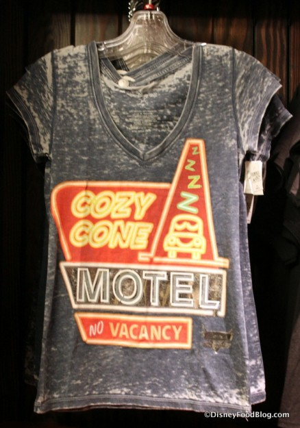 Cozy Cone Motel t-shirt