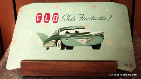 Flo Placemat