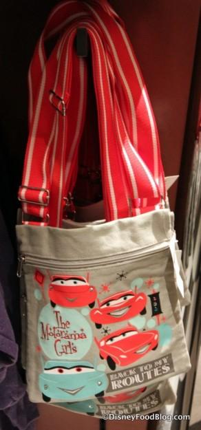 Motorama Girls shoulder bag