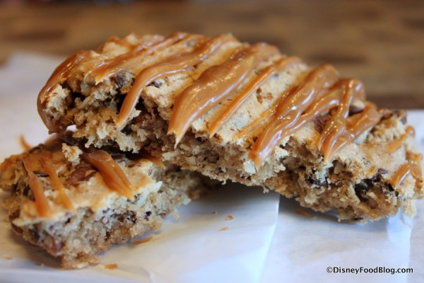German Chocolate Chip Cookie with Pecans