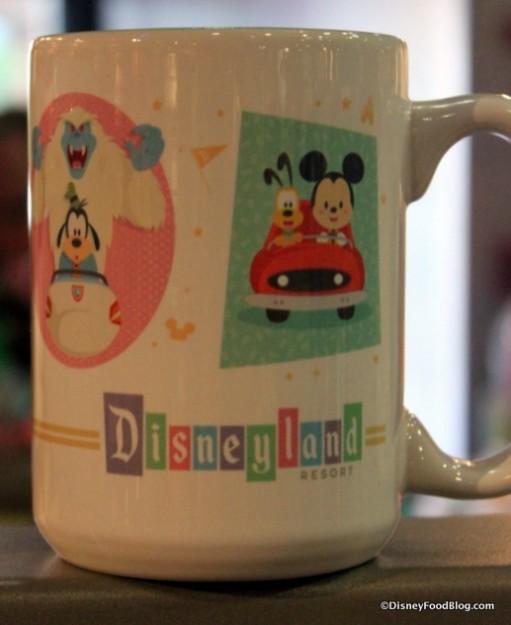 Disneyland Mug
