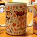 Spotted: Jerrod Maruyama Disney Film and Park Mugs