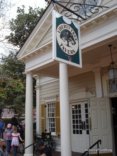 Liberty Tree Tavern Entrance