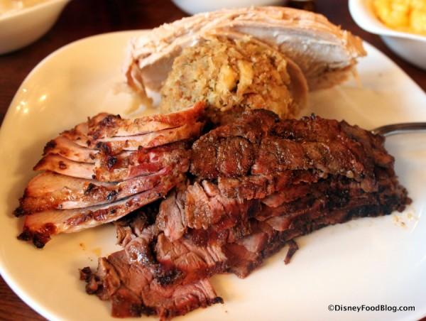 Meats -- Roast Beef, Pork, and Turkey