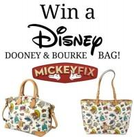 Mickey Fix Bag Giveaway