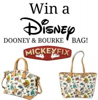 Mickey Fix Bag Giveaway