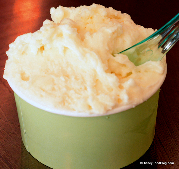 Rice Pudding Gelato