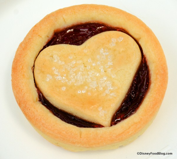Tortina Marmellata