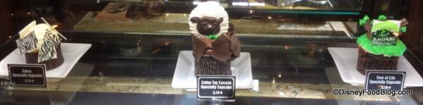 Animal Kingdom's Featured Cupcakes