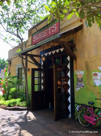 Zuri's Sweets Shop Opens in Disney's Animal Kingdom