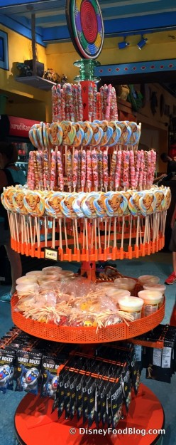 Lollipops and Treats