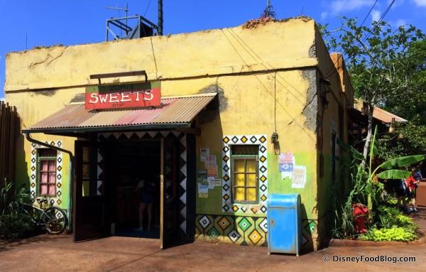 Zuri's Sweets Shop
