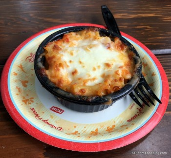 New Pasta Dishes Arrive at Disney's Animal Kingdom