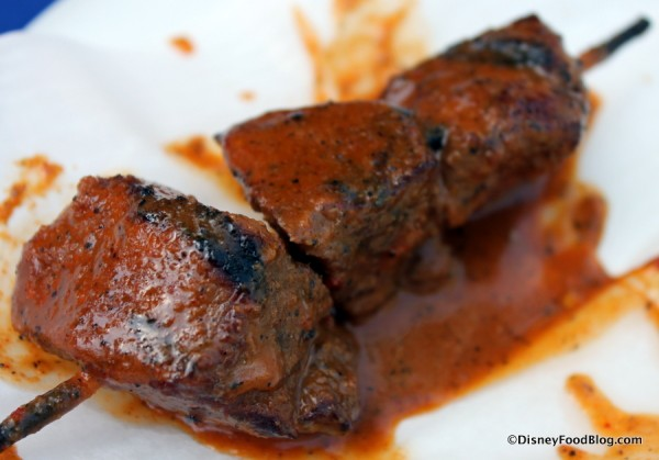 Banyan Beef Hot and Spicy Skewer