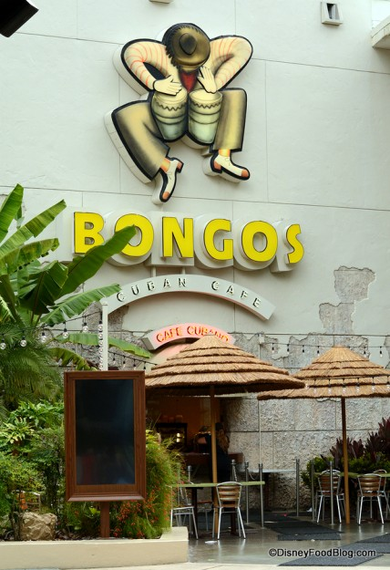 Bongos Cuban Cafe Express