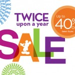 Cheap(er) Disney Stuff! Twice Upon a Year 40% Off Sale Happening Now…
