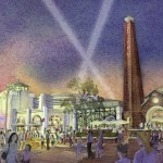 Disney Springs News! Details About The Edison and the Opening of Vivoli Gelateria