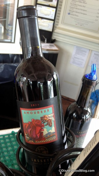 Amoureux - Lasseter Family Winery