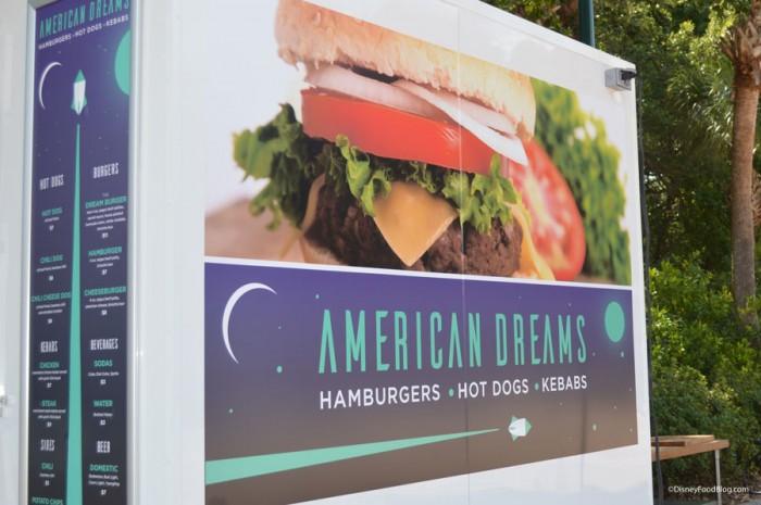 American Dreams Cart