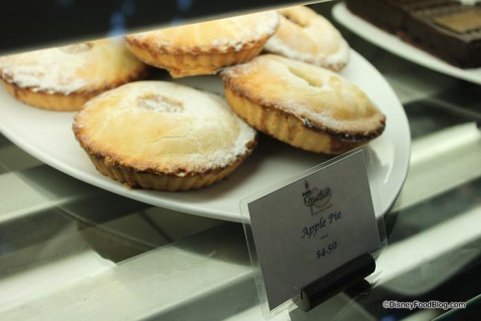 Apple Pie on Display