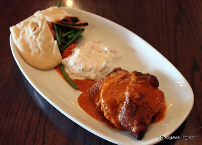 Indian- style Chicken Masala
