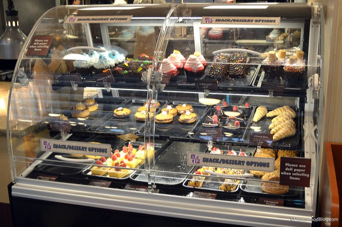 Contempo Café Bakery Case