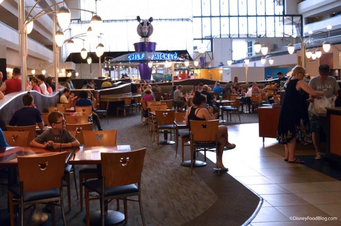 Contempo Café Seating