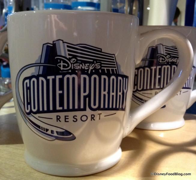 Contemporary Resort Mug