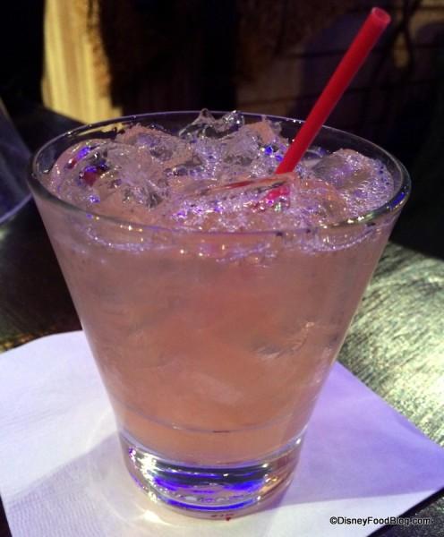 Epcot Food and Wine Festival preview the citrus thistle hendricks gin scotland