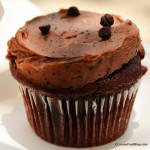 Review: Mocha Brownie Cupcake at Erin McKenna's Bakery NYC in Downtown Disney